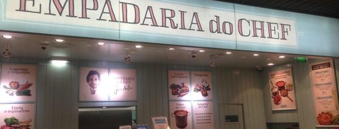 Empadaria do Chef is one of Lisboa - Lunch & Dinner.