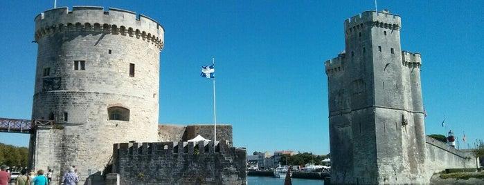 Vieux-Port de la Rochelle is one of Bienvenue en France !.