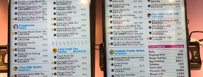 The 15 Best Places for Bubble Tea in San Francisco