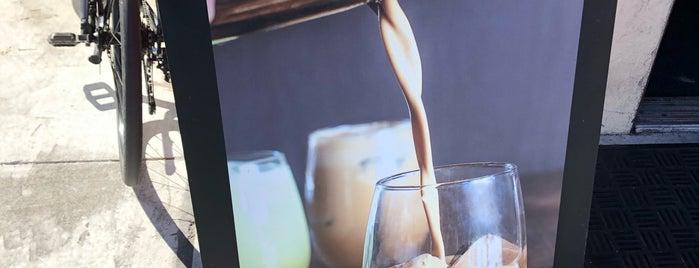 Equator Coffees & Teas is one of San Fran.