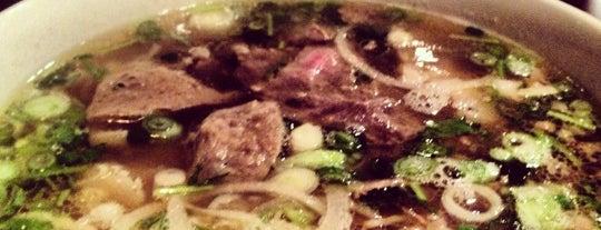 Origin Vietnamese Bistro is one of Downtown lunch.