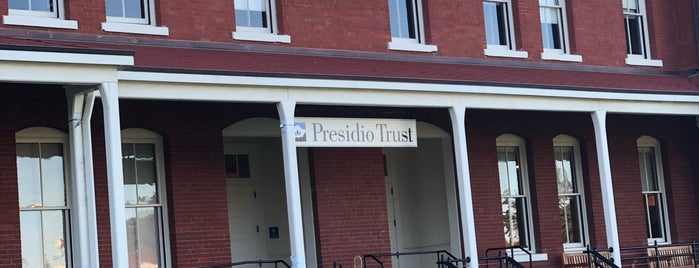 The Presidio Trust is one of Kids SF.