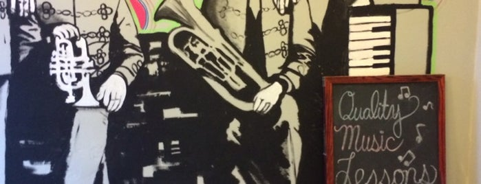 The Mark Music Studio is one of Anthony : понравившиеся места.