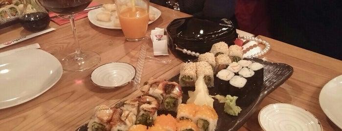 SushiCo is one of Posti che sono piaciuti a Ebru.
