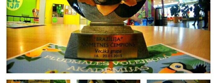 "Pludmales sporta centrs ""Brazīlija"" is one of Volejbols Latvijā #VolejbolsLV."