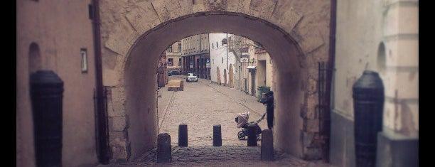 Zviedru vārti is one of RIGA.