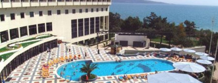 Caprice Thermal Palace is one of HOLYDAYS.