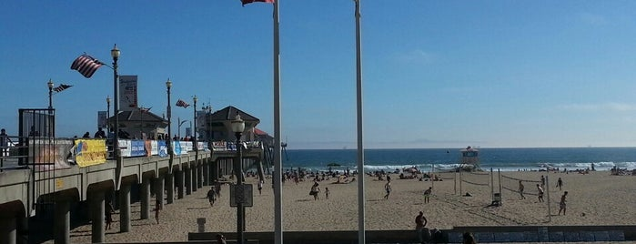 Huntington Beach and Shops is one of Los Angeles.