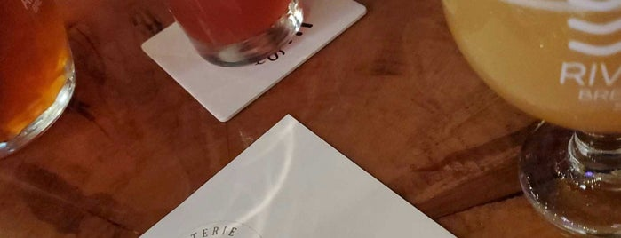 Riverlands Brewing Company is one of Chi town.