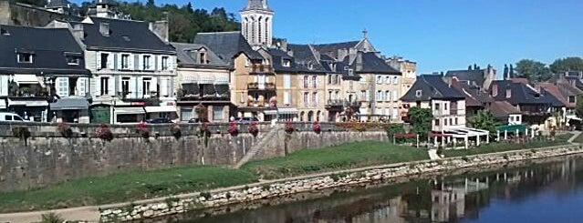 Sarlat-La-Canéda is one of Bienvenue en France !.