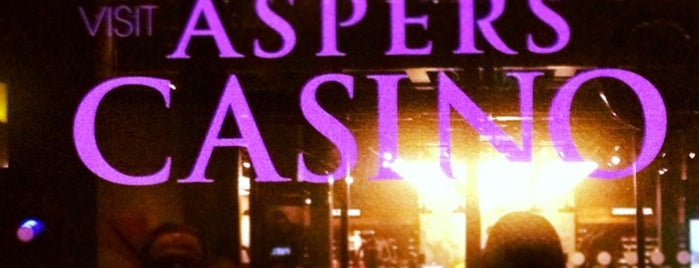 Aspers Casino is one of Khoorshidさんのお気に入りスポット.