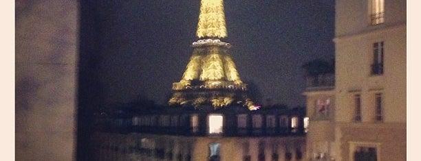 Palais de Tokyo is one of Paris.