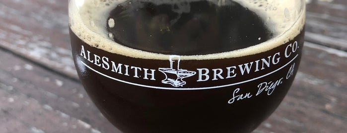AleSmith Brewing Company is one of USA San Diego.