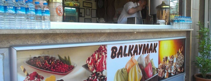Balkaymak Dondurma is one of Mudanya.