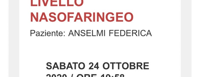 Mensa Policlinico is one of faenza.