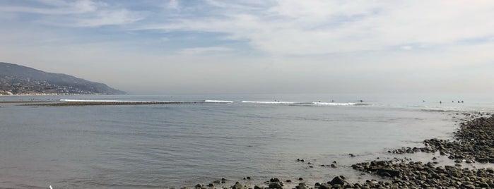 Malibu Lagoon State Beach is one of Jonathan : понравившиеся места.