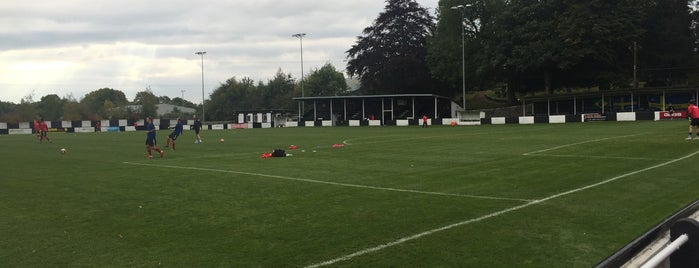 Kendal Town FC is one of Non-League Football Grounds (Northern).