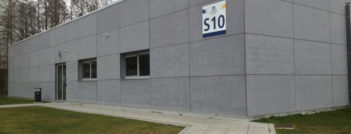 S10 (40.10) Datacenter is one of UGent.
