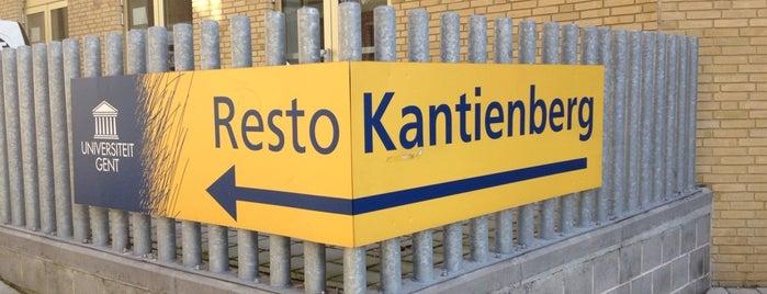 Resto Kantienberg is one of Belgie 🇧🇪.