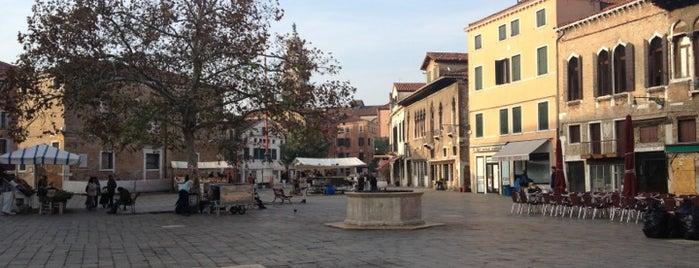 Campo Santa Margherita is one of Venezia.
