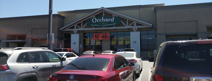 Orchard Supply Hardware is one of Created 2.
