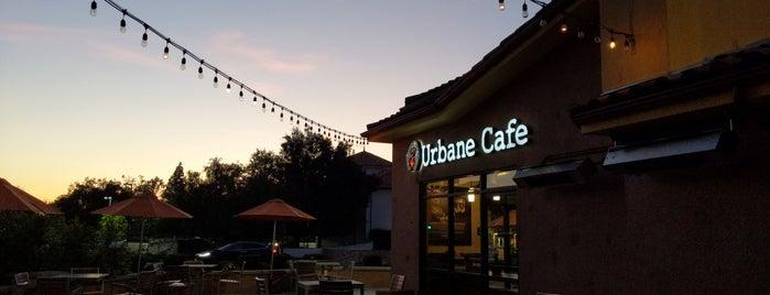 Urbane Cafe is one of Lieux qui ont plu à Rachel.