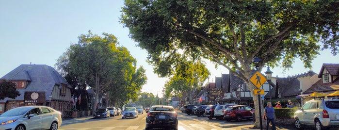 City of Solvang is one of สถานที่ที่ Matt ถูกใจ.