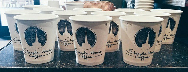Steeple House Coffee is one of Created 2.