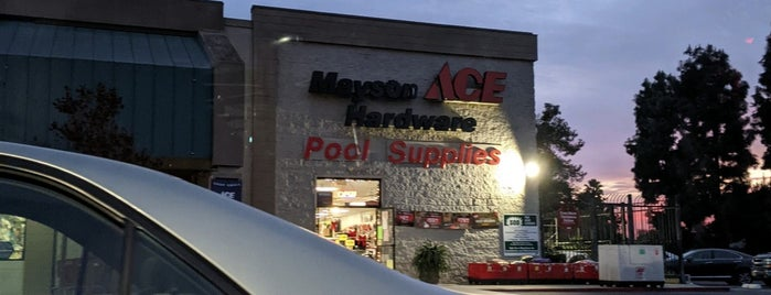Mayson Ace Hardware is one of Lugares favoritos de Kelsey.