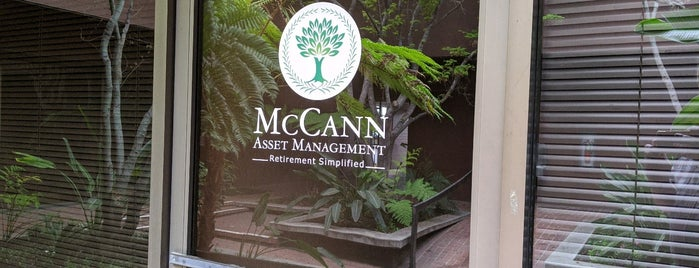 McCann Asset Management is one of Created 2.