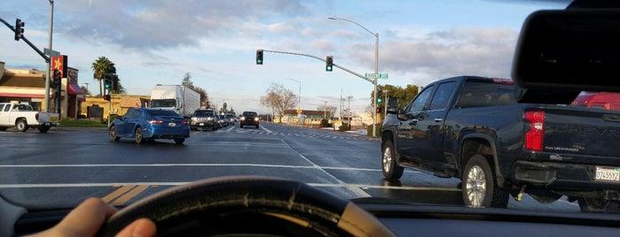 Kerman, California is one of Created 2.