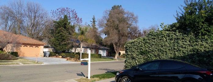 Sierra Pines Neighborhood is one of Created 2.