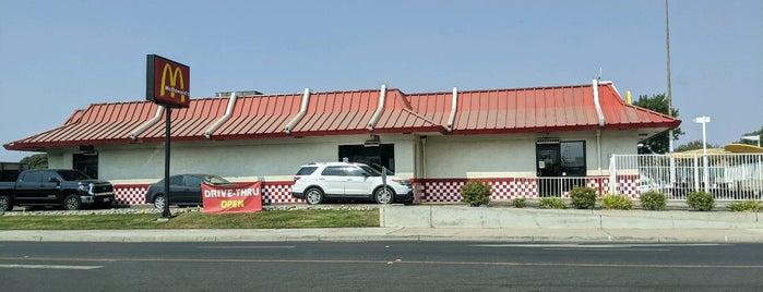McDonald's is one of Stephanie'nin Beğendiği Mekanlar.