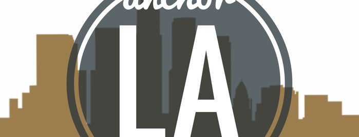 Anchor LA Studios is one of Created 2.