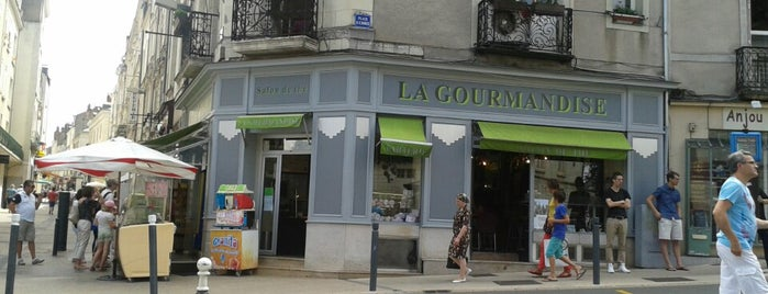 La Gourmandise is one of Lugares favoritos de Bertrand L.