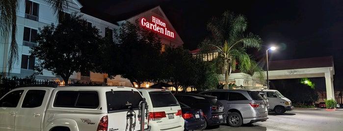 Hilton Garden Inn Arcadia/Pasadena Area is one of AT&T Wi-Fi Hot Spots- Hilton Garden Inn.