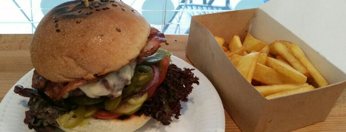 Burger Majster is one of Gdansk.
