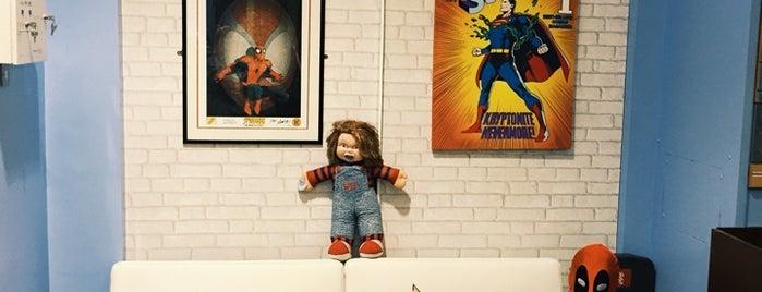 Comic Book Guys is one of Lugares favoritos de Ciara.