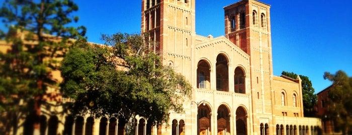 UCLA is one of EDUCATION · University.