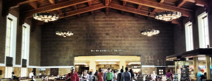 Union Station is one of Best of LA.