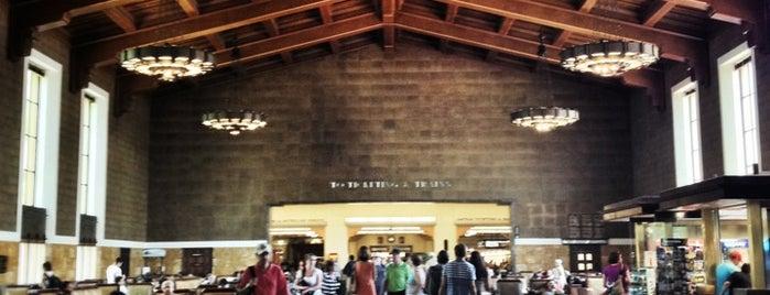 ユニオン駅 is one of Best of LA.