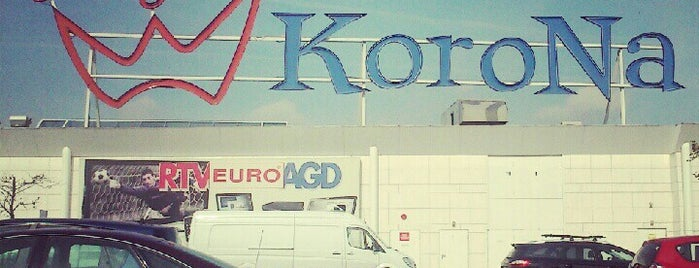 Korona is one of Marta's Liked Places.