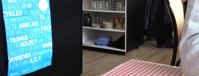 Claudis Have - Café & Økologisk Gårdbutik is one of #visitlimfjorden #enjoylimfjord.