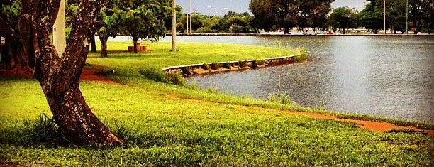 Parque da Cidade Sarah Kubitschek is one of BSB.