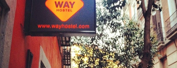 Way Hostel is one of Europe.