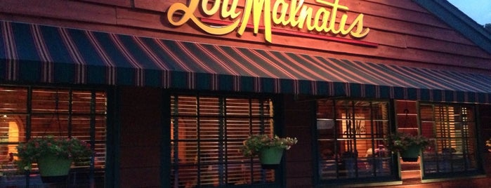 Lou Malnati's Pizzeria is one of Locais curtidos por Brian.