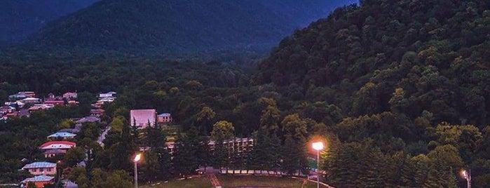 Balıkesir Büyükşehir Belediye Spor Kulübü is one of Millicent'in Kaydettiği Mekanlar.