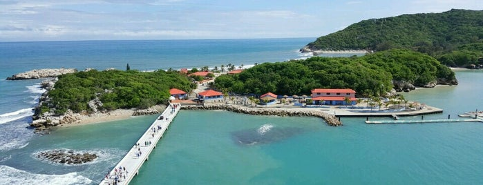 Labadee is one of Fernando Viana 님이 좋아한 장소.
