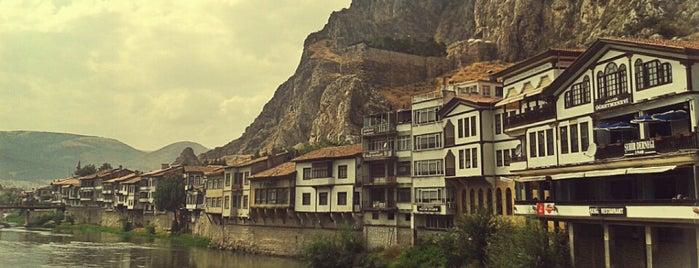 Yeşilırmak Kenarı is one of Amasya Listem.