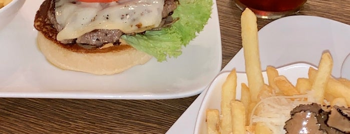 Burger House is one of Munih.